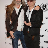 WWW.ENTSIMAGES.COM -   John Caplin and  Elliot Grove  arriving at      The 22nd Raindance Film Festival (I Origins) at  Vue Piccadilly, London September 24th 2014Opening gala for annual London-based independent film festival to promote film about two biologists who uncover evidence that may fundamentally change society as we know it.                                                 Photo Mobis Photos/OIC 0203 174 1069