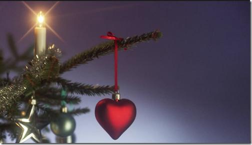 Árbol de Navidad en tu corazón
