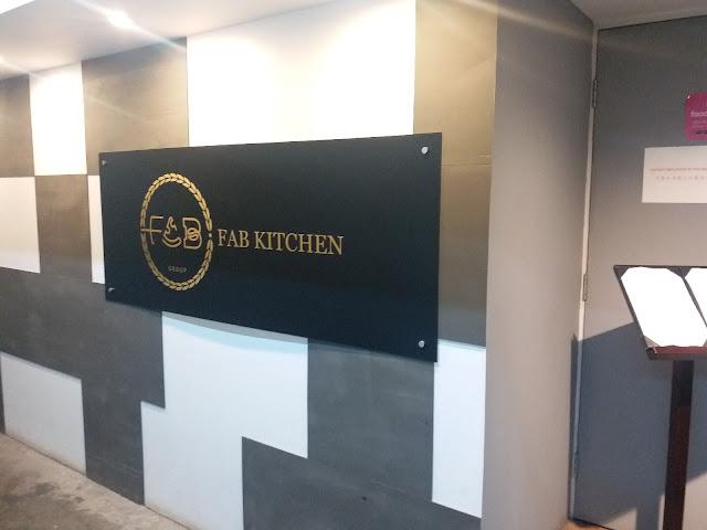 【♥ Fab Kitchen ♥】重回樓上cafe懷抱