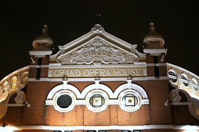 Grand Opera House Belfast Ireland