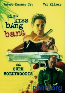 Phim Bộ Ba Phá Án-Kiss kiss bang bang