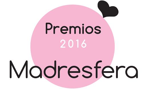 PREMIOS MADRESFERA 2016