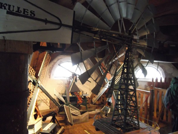 Il mulino a vento De Eendracht a Anjum