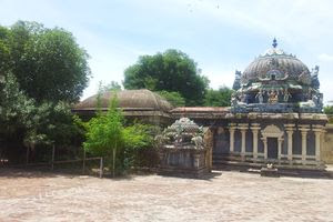 Thiruvazhundur Amman Temple In Prakaram 01