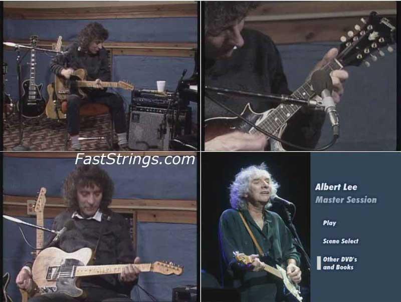 Albert Lee - Master Session