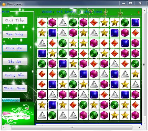 Game Kim Cương