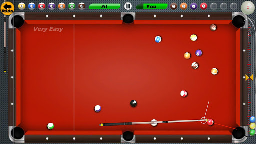 Master billiards : pro offline ball pool 2.1 screenshots 2