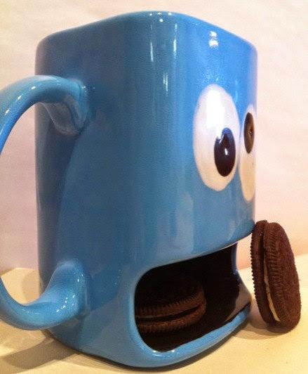 * Cookie Monster Mug:午茶趴呢非他莫屬 3
