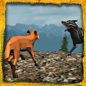 Real Fox Simulator 2021 icon