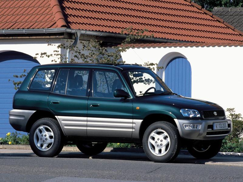 toyota rav suv specifications pictures prices