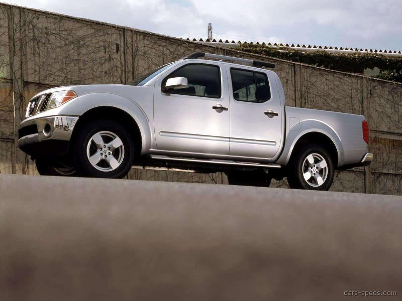 2009 nissan frontier crew cab specifications pictures prices. Black Bedroom Furniture Sets. Home Design Ideas