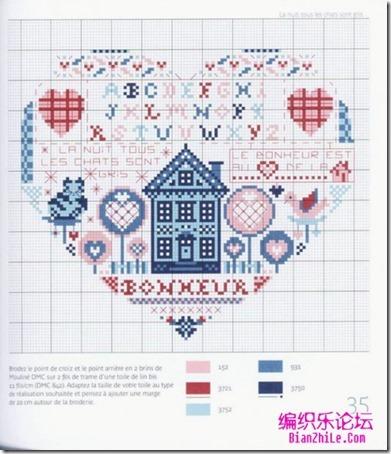 corazones en punto de cruz laborespuntocruz (5)