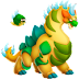 Dragón Herbivid | Herbivine Dragon