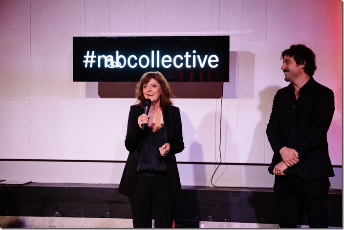 #mbcollective Fashion Story, Chapter Two launches in Berlin with Susan Sarandon & Bryn Mooser - CREDIT, LENI PHAM11