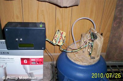 Pet Watering Controller