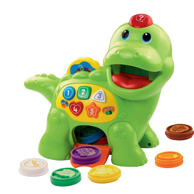 Khủng Long Dino Feed Me Dino Vtech
