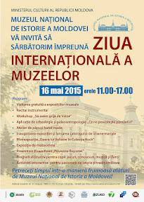 Ziua internațională a Muzeelor 2015