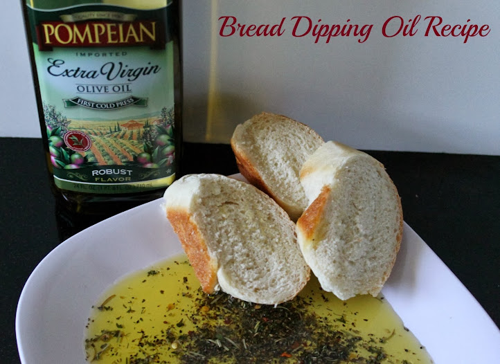 Bread Dipping Oil Recipe