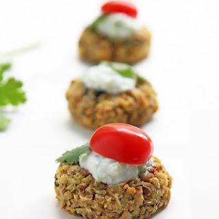 Baked Falafel Appetizers Recipes
