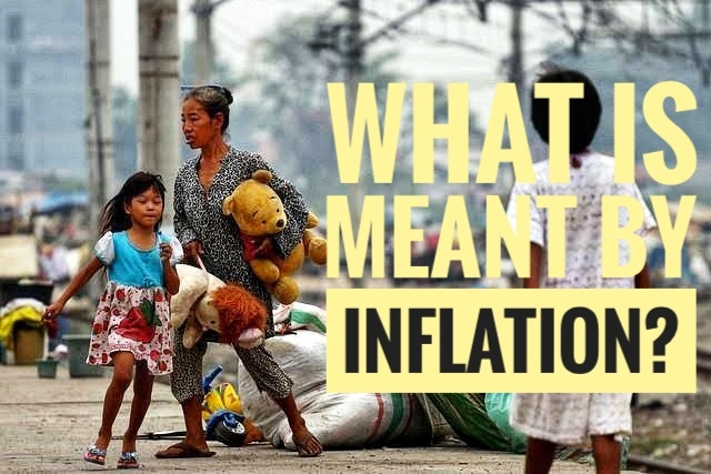 What is the impact of inflation? One example of the impact of high inflation will cause the real income of the community to continue to fall so that the standard of living of the community drops and ultimately makes everyone, especially the poor, become poorer. If this situation is not handled quickly, it will cause new problems such as social inequality to starvation and even riots and looting.