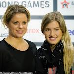 Kim Clijsters & Eugenie Bouchard - BNP Paribas Fortis Diamond Games 2015 -DSC_8607.jpg