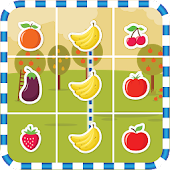 Fruit Mania Match 3 Puzzle