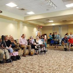 Jazz Room opening celebration West Florida Public Library