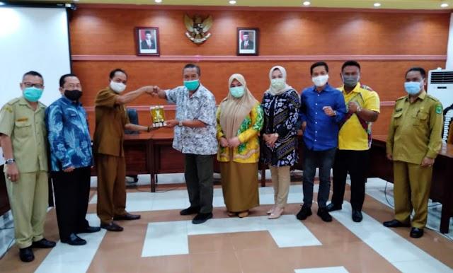Lagi, DPRD Kapuas Terima Kunker Wakil Rakyat Bumi Bastari