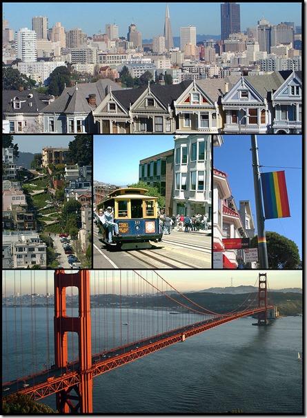 San Francisco (1776): ciudad estadounidense