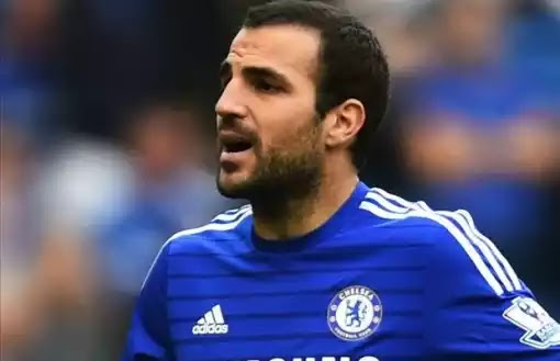 Why I hated John Terry so much – Cesc Fabregas