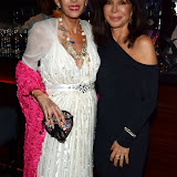 WWW.ENTSIMAGES.COM -   Sally farmiloe-Neville and Adele Bloom  at    Lana Holloway - birthday party at Avista Bar, The Millennium Hotel Mayfair, London December 16th 2013                                                   Photo Mobis Photos/OIC 0203 174 1069