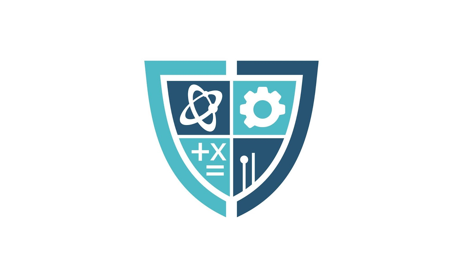 Technology Science Study Shield Free Download Vector CDR, AI, EPS and PNG Formats