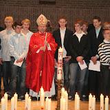 Firmung durch Bischof Bode 21.11.2009