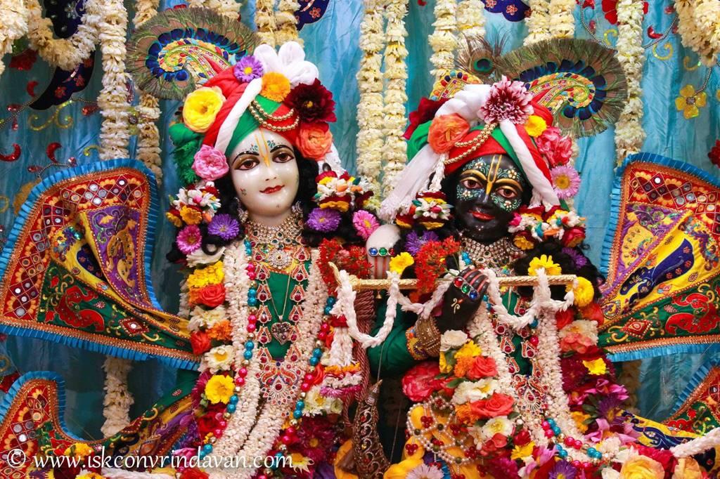 ISKCON Vrindavan Sringar Deity Darshan 28 Feb 2016 (8)