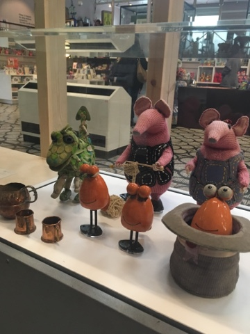 Clangers, Froglets, Soup Dragon