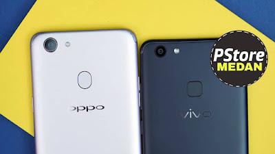 Daftar Harga HP Oppo dan Vivo Pstore Medan yang Ingin Beli Smartphone Android Murah