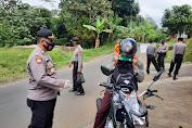 Polres Tasikmalaya Polda Jabar Terus Laksanakan Himbauan Ops Yustisi Gaktibplin Protokol Kesehatan