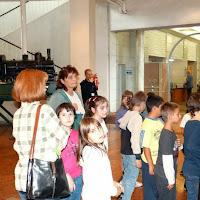 Kölyöklabor foglalkozás a közlekedési múzeumban 2.b