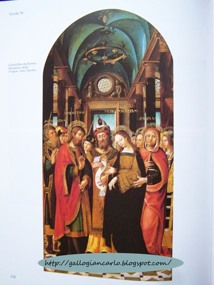 """Libro d'Arte """"Gandolfino da Roreto"""" - Origine Banca - da collezione"""