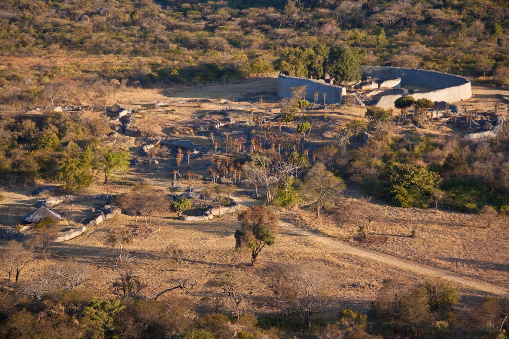 Largest African ruins in south Equator, Zimbabwe