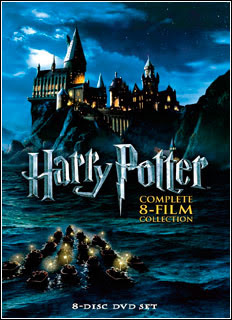 Coleção Harry Potter (2001 a 2011) Torrent BRRip Blu-Ray 1080p Dublado