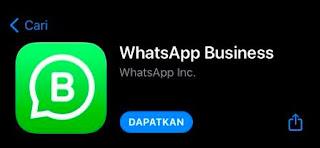 Apa itu WhatsApp Business ?