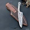 ručně kované nože z titanu s koženým pouzdrem (6)-001.JPG