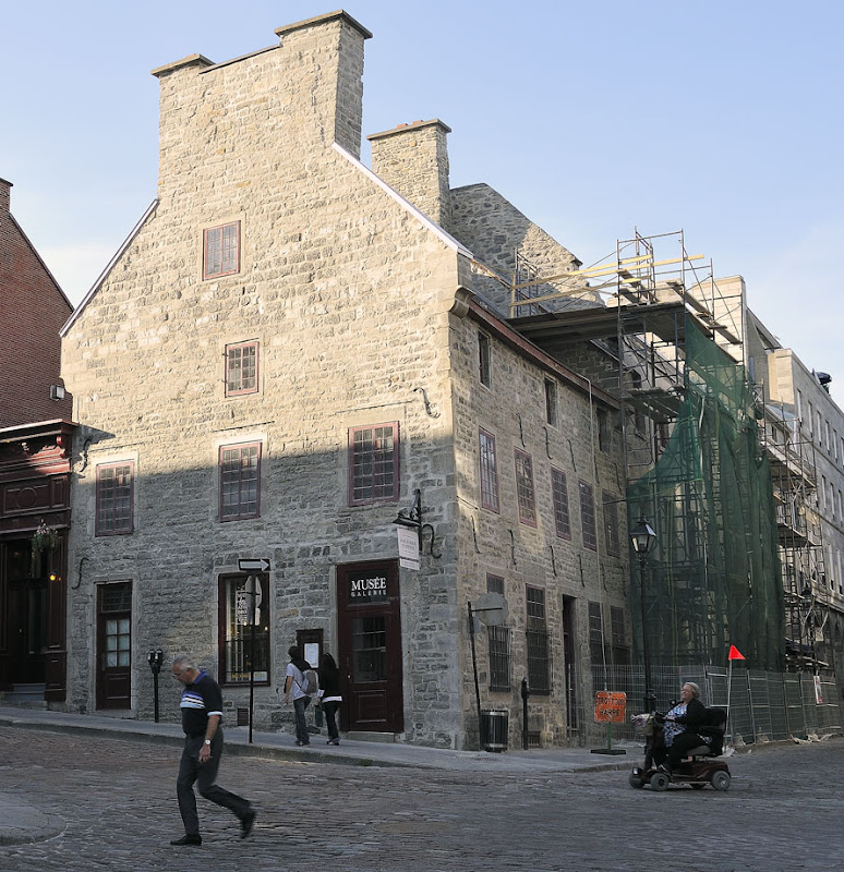 Vieux Montreal, Oldest Part of Montreal
