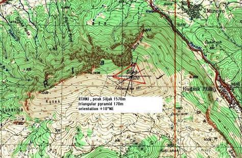 чудеса горы Ртань в Сербии