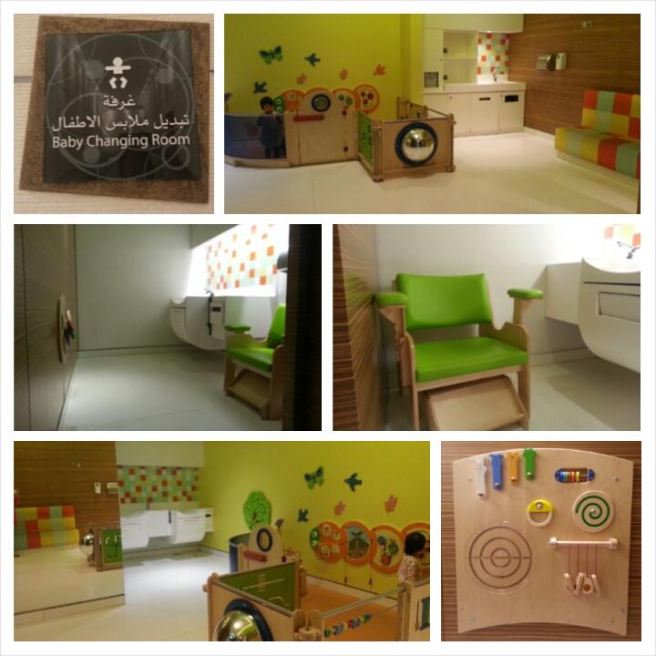 Nursing Room di Dubai
