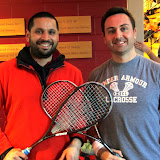 Open 3.5: Champion - Hanmeet Gandhok (Concord-Acton Squash Club); Finalist - Shea Coakley (Boston Racquet Club)