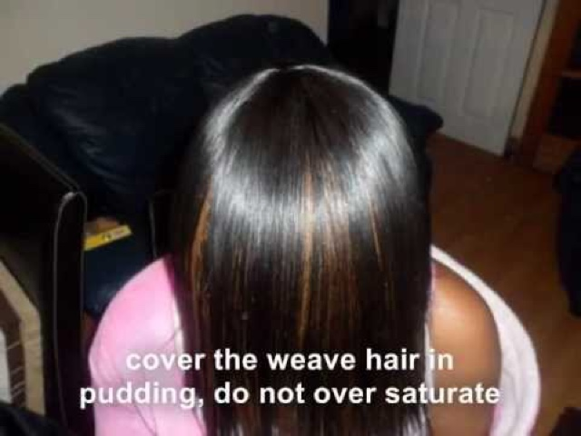 GRACEFUL HAIR MAKEOVER: (video) Different weave closure patterns