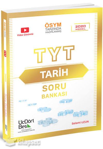 345 Yayınları TYT Tarih Soru Bankası.pdf