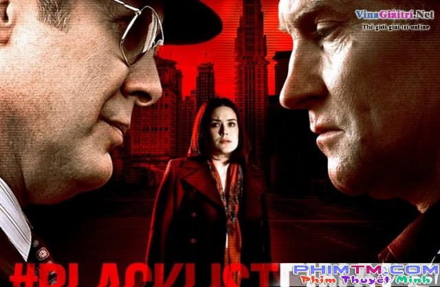 Xem Phim Bản Danh Sách Đen 4 - The Blacklist Season 4 - phimtm.com - Ảnh 1